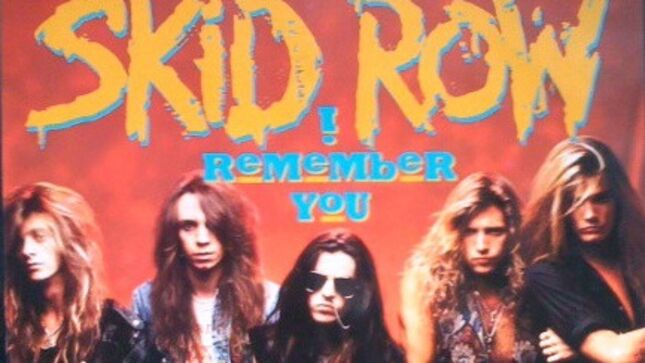 Skid Row-I Remember You